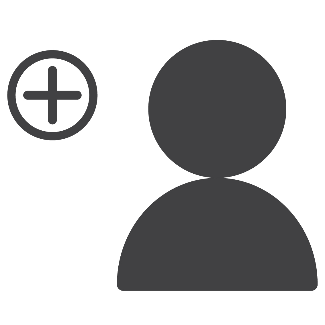 Register as a new Customer